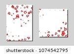 light redvector background for...