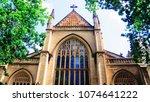christian church in australia   Shutterstock . vector #1074641222