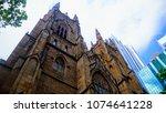 christian church in australia   Shutterstock . vector #1074641228