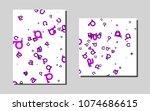 dark purplevector banner for...
