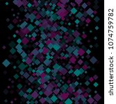 rhombus texture minimal... | Shutterstock .eps vector #1074759782