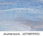 abstract art background. oil on ... | Shutterstock . vector #1074895952