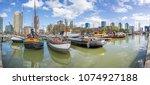 rotterdam   the maritime museum ... | Shutterstock . vector #1074927188