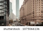 guangzhou  china   feb 21.... | Shutterstock . vector #1075066136