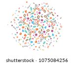 abstract background for... | Shutterstock .eps vector #1075084256