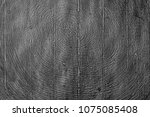 black concrete wall background | Shutterstock . vector #1075085408