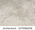 grunge cement floor texture for ... | Shutterstock . vector #1075086038