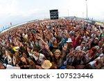 trencin slovakia   july 7 ...   Shutterstock . vector #107523446
