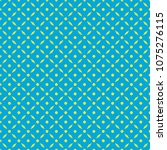 seamless geometric background.... | Shutterstock .eps vector #1075276115