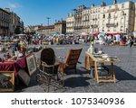 bordeaux  france  august 28 ... | Shutterstock . vector #1075340936