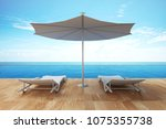 3d rendering   illustration of... | Shutterstock . vector #1075355738