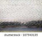 Aged Brick Wall Background ...