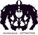 a vector illustration of a... | Shutterstock .eps vector #1075467536