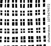 grunge pattern. abstract design.... | Shutterstock .eps vector #1075479572