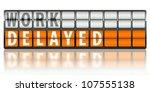 business concept of work ... | Shutterstock . vector #107555138