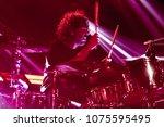 detroit  mi   usa   april 19 ...   Shutterstock . vector #1075595495