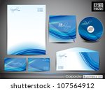 professional corporate identity ... | Shutterstock .eps vector #107564912
