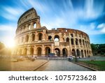 Colosseum In Rome  Italy   Lon...