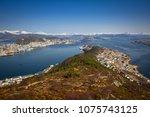 beautiful scenery of west...   Shutterstock . vector #1075743125