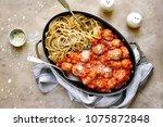 meatballs in tomato sauce...
