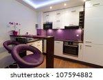 modern living room interior... | Shutterstock . vector #107594882