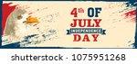 web banner design with bald... | Shutterstock .eps vector #1075951268