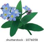 miosotis | Shutterstock .eps vector #1076058