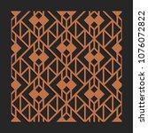 laser cutting interior panel.... | Shutterstock .eps vector #1076072822