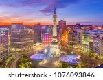 indianapolis  indiana  usa... | Shutterstock . vector #1076093846