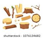 vector illustration set of...   Shutterstock .eps vector #1076134682