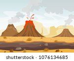 vector illustration of... | Shutterstock .eps vector #1076134685