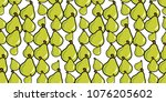 repeating seamless pattern of... | Shutterstock .eps vector #1076205602