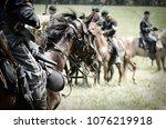 louisa  va   june 9  2012  men... | Shutterstock . vector #1076219918