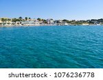 agio sostis  greece   july 22 ... | Shutterstock . vector #1076236778