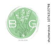 elegant design templates for...   Shutterstock .eps vector #1076315798