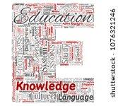 vector conceptual education ...   Shutterstock .eps vector #1076321246
