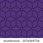 abstract vector seamless... | Shutterstock .eps vector #1076369726