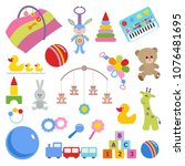 Baby Toys Set Big Collection ...