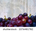 Small photo of A grape is a fruit,botanically a berry, of the deciduous woody vines of the flowering plant genus Vitis.Can be eaten fresh as table grapes.Help inhibit cancer cells.High levels of antioxidants.