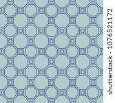 vector seamless geometric... | Shutterstock .eps vector #1076521172