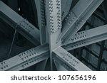 Bridge Frame Closeup....