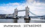 Tower Bridge London. Horizonta...