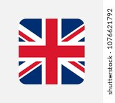 vector uk flag | Shutterstock .eps vector #1076621792