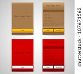 editable eps 10 smart phone...