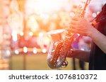 international jazz day... | Shutterstock . vector #1076810372