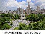 Union Square At New York City