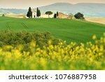 italy tuscany   april 24 2018... | Shutterstock . vector #1076887958