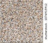 tile small stones | Shutterstock . vector #1076915912