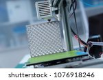 printing the prototype of a... | Shutterstock . vector #1076918246