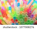 Straw straws plastic drinking...